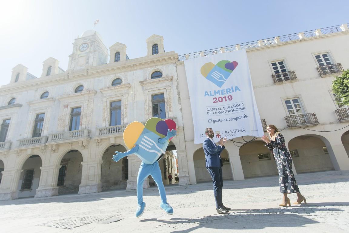 El Jurado reconoce el potencial de Almería concediéndole el galardón de Capital Española de la Gastronomía 2019