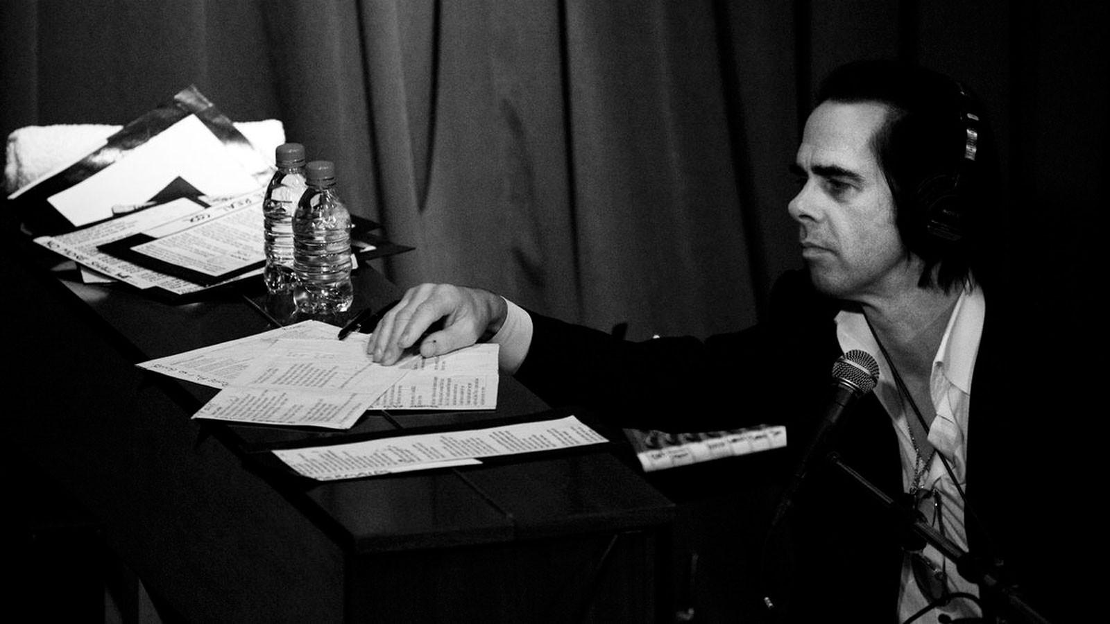 El Cineclub Almería abre el jueves la temporada de otoño con 'One More Time Feeling', centrada en la figura del músico Nick Cave
