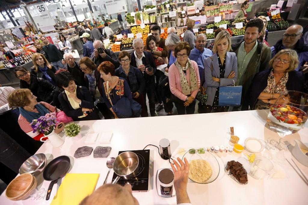 'Almería Cocina' regresa mañana al Mercado Central para ofrecer suculentos 'showcooking'