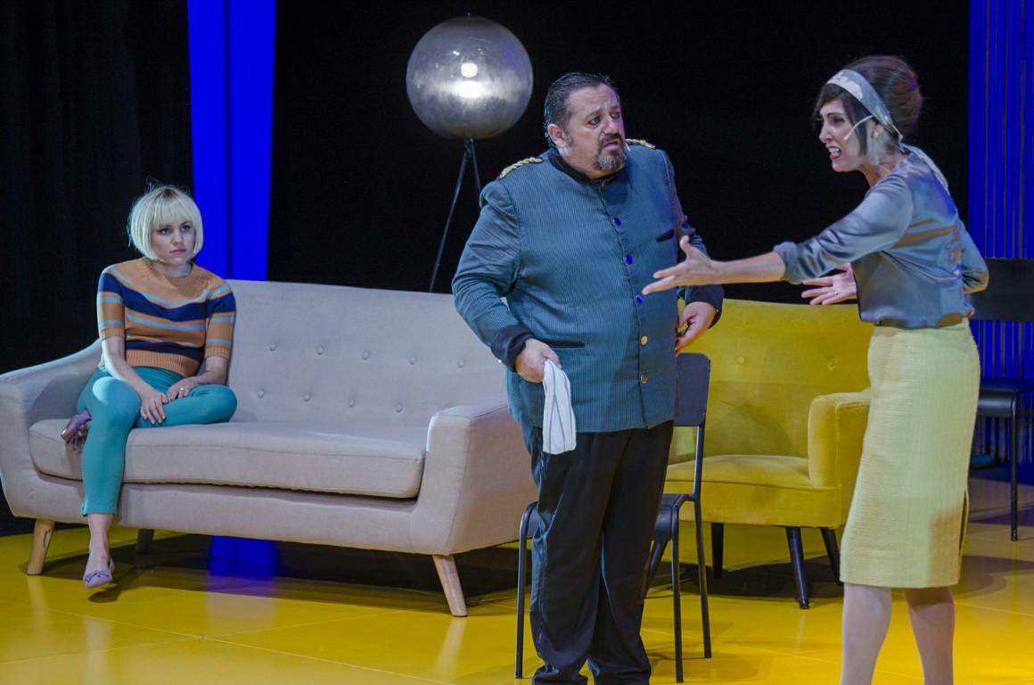 'La Comedia de las Mentiras' alecciona entre risas en el arte del engaño al público del Maestro Padilla