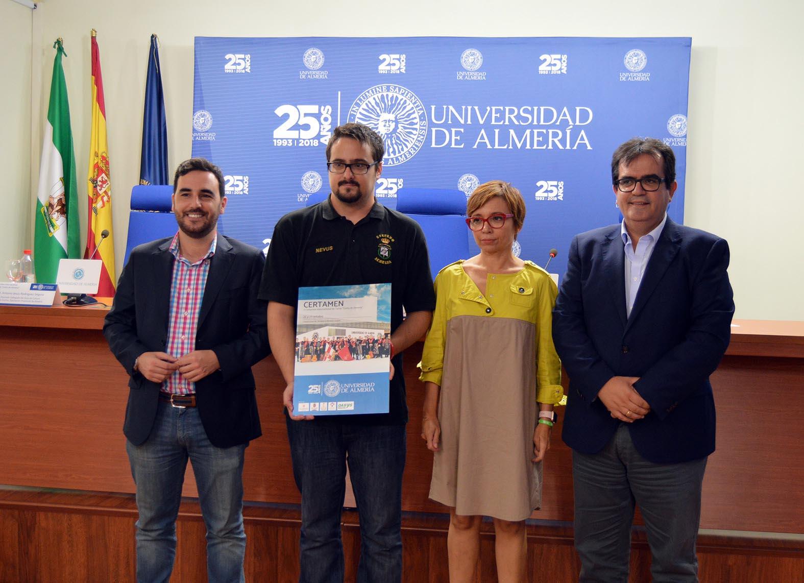 Almería será sede, este viernes y sábado, del II Certamen Internacional de Tunas