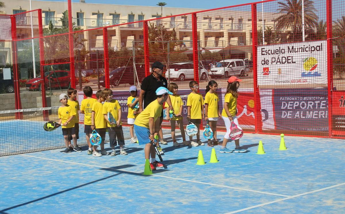 Escuela Municipal Pádel Almería