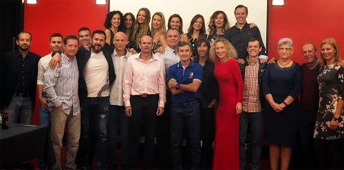 Celebrada la primera Gala del Atletismo Máster de Almería, con el objetivo de seguir creciendo