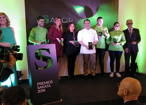 """'Almería 2019', premio Sakata """"por su gran labor de divulgación de la dieta mediterránea y su campaña para ser capital gastronómica"""""""