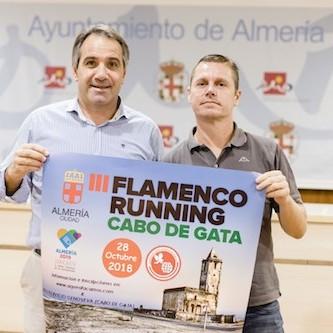 La III Flamenco Running llega este domingo al Cabo de Gata con las inscripciones agotadas