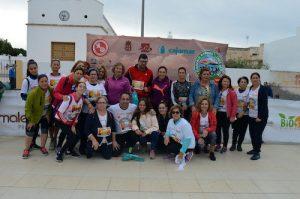 La III Flamenco Running vuelve a aunar el amor al Parque Natural y al senderismo