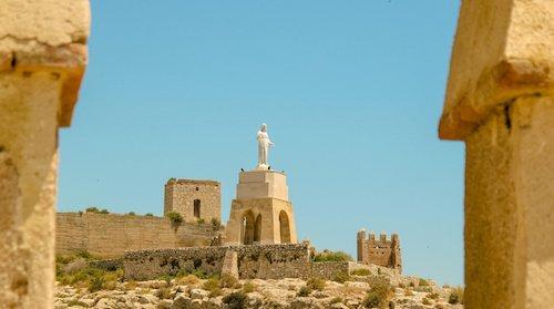 Las visitas guiadas del Área de Promoción recorrerán el centro histórico y la Alcazaba este fin de semana