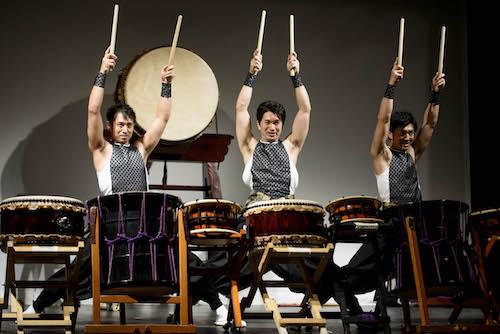 La filosofía oriental y la percusión japonesa desembarcan este viernes en el Maestro Padilla con 'Ha-Ya-To'