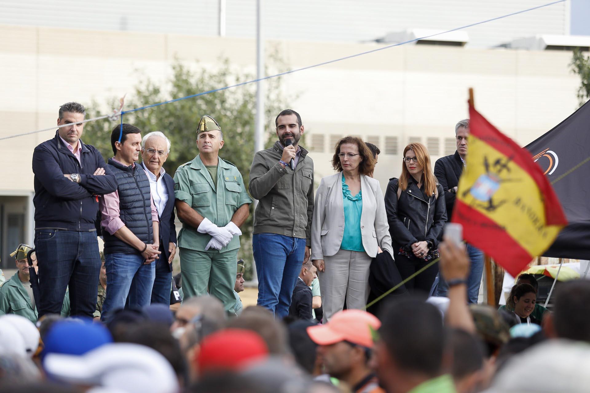 Almería aplaude el esfuerzo y valentía de los 5.300 participantes en la segunda edición de 'La Desértica'