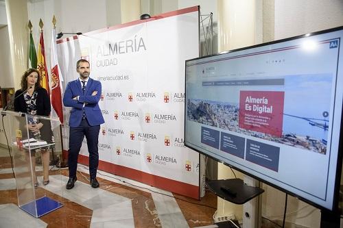 Presentación web Ayuntamiento
