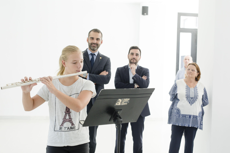 Casi 200 niños participan este fin de semana en las audiciones de las orquestas Infantil y Juvenil