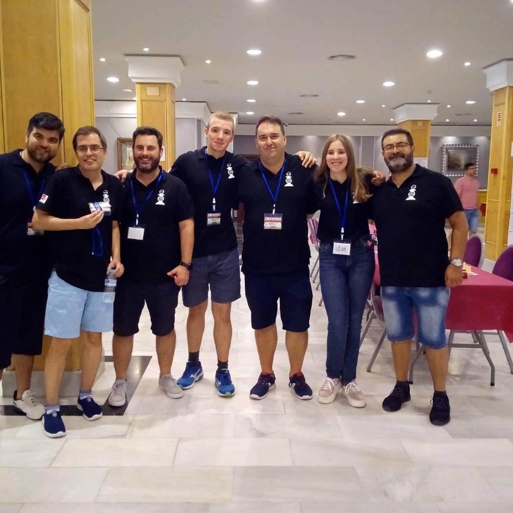 El Club Reverté de Almería, mejor de Andalucía en el Campeonato de España de Ajedrez