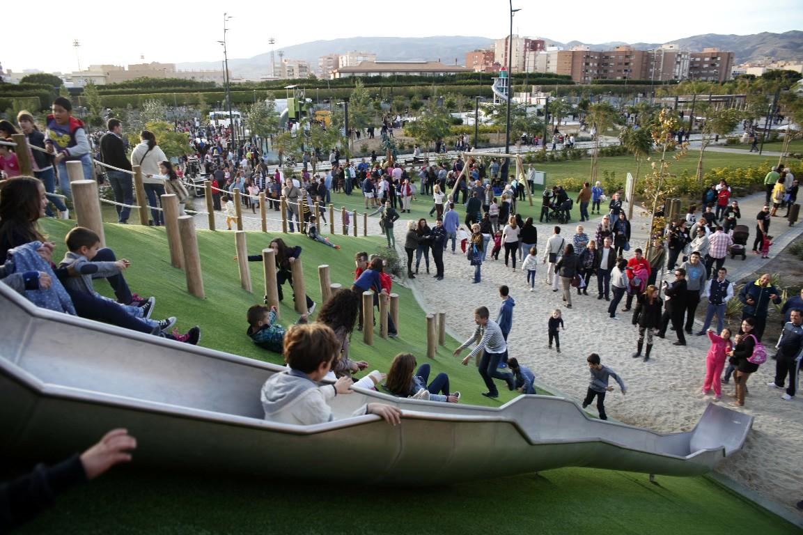 La mercantil 'Ordaz Arquitectura' presenta la mejor oferta para la redacción del proyecto de la segunda fase del Parque de las Familias