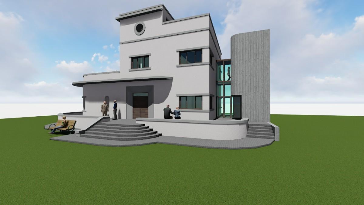 Tres empresas optan a realizar las obras de rehabilitación del antiguo edificio de Protección Civil, en Los Molinos