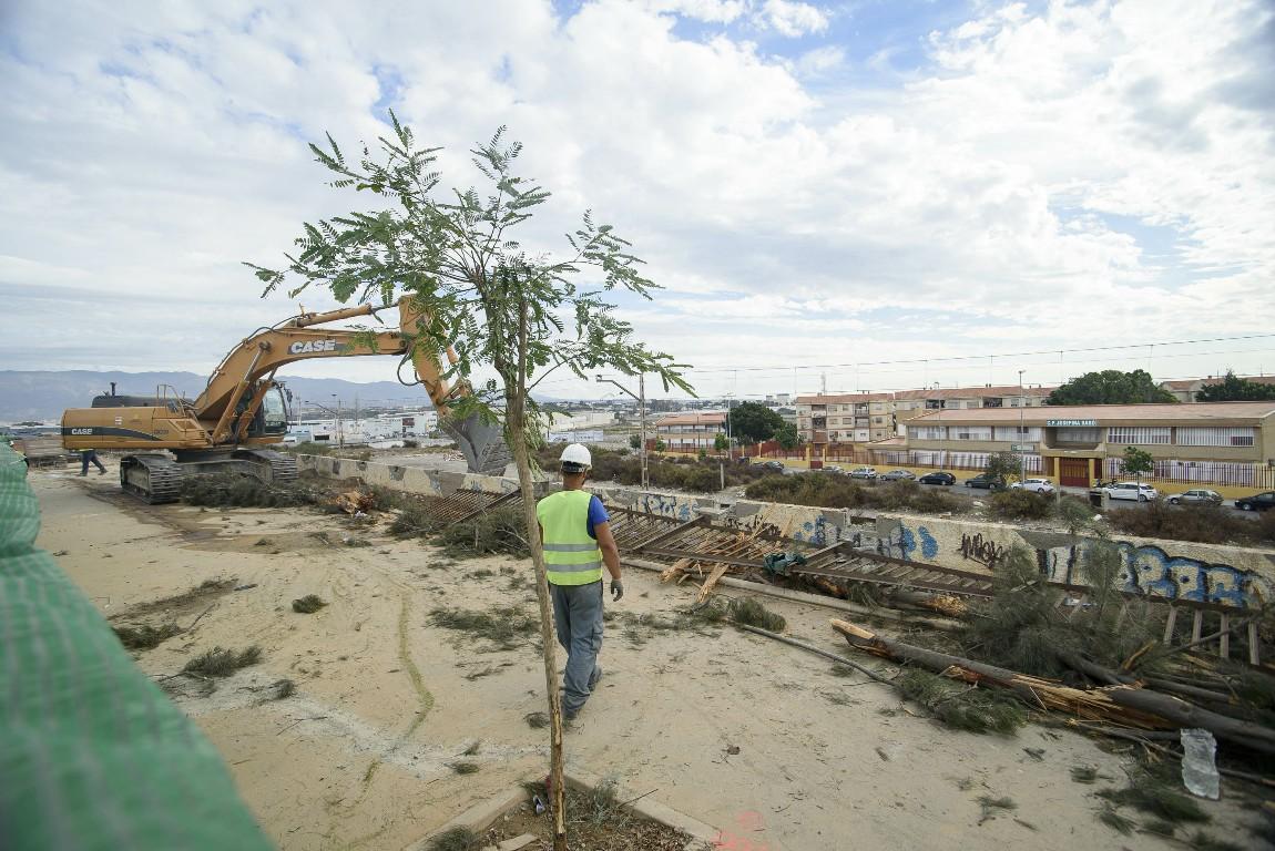 El alcalde pedirá al secretario de Estado de Infraestructuras una reunión de 'Almería Alta Velocidad' que impulse la 2ª fase del soterramiento