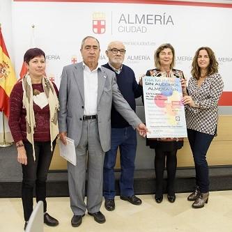 """El Ayuntamiento celebrará este sábado una nueva edición de 'Almería Sin' con una """"batería"""" de actividades lúdicas por el Día Mundial Sin Alcohol"""