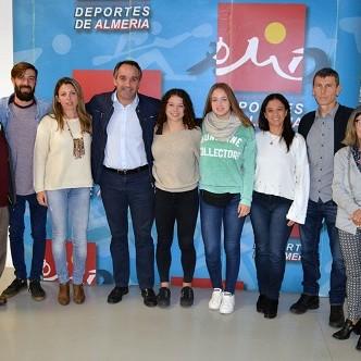 La almeriense Ángela López Vara se proclama campeona de España Juvenil de Gimnasia Artística