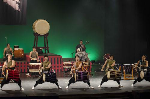 El genuino folclore japonés conquista al público del Maestro Padilla con 'Ha-Ya-To'