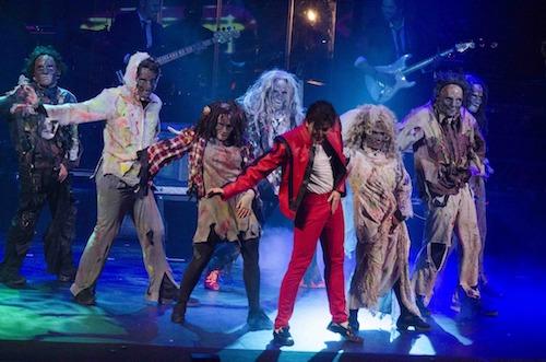 Almería baila al ritmo de Michael Jackson en el espectacular musical 'Forever King of Pop'