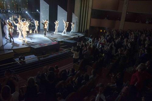Más de 2.500 personas disfrutan de 'Forever King of Pop' y el Maestro Padilla apunta a nuevos llenos