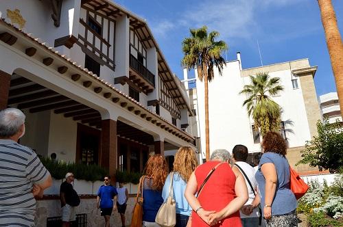 Tres espacios museísticos protagonizan las visitas guiadas de este fin de semana en Almería