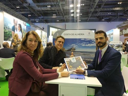 Almería 2019 se da a conocer en la feria internacional de turismo 'World Travel Market'