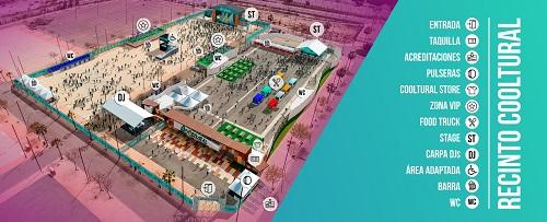 Vetusta Morla encabezará el Cooltural Fest 2019, que contará con más grupos y más espacio