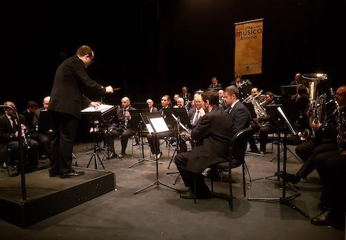 La Banda Municipal realizará un concierto homenaje a Juan Monserrat Salas este domingo en el Apolo