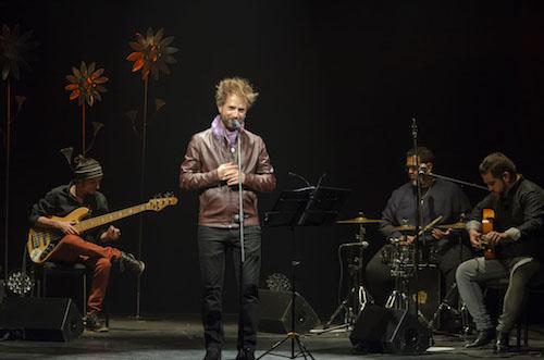 Zarrita demuestra su versatilidad aflamencada en la presentación de su disco 'Hombre de Papel'