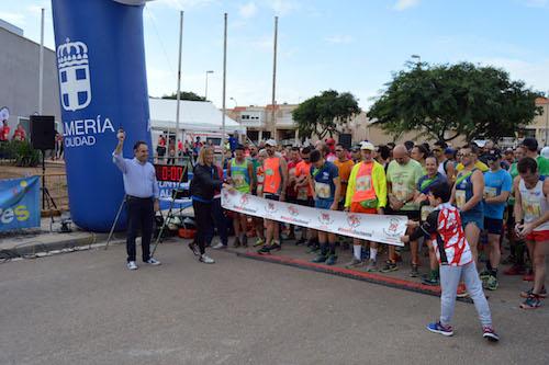 Nicolás Mercader, Eugenia Suárez, Felipe Rubio y Mar León ganan el III Trail Solidario Duchenne y Becker
