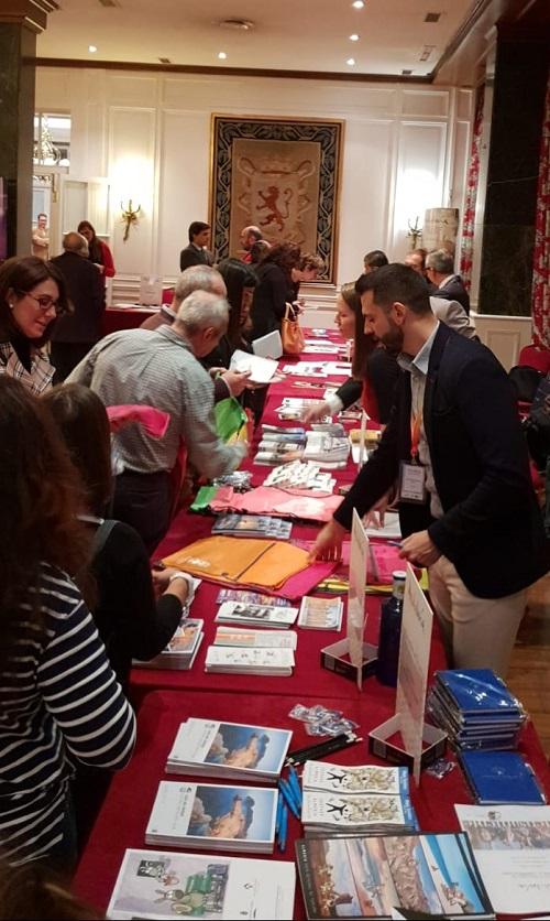 Almería se promociona en Castilla y León para atraer turistas en las vacaciones de Navidad