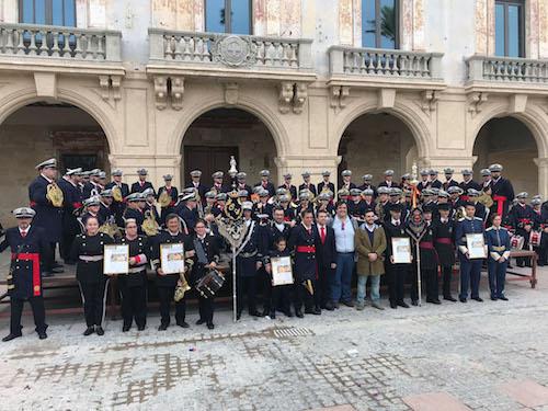 Siete formaciones musicales participan en el III Certamen de Marchas Procesionales de Almería