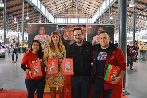 El Mercado Central inicia la 'Operación Niño de la Navidad' para llenar 1.000 cajas con regalos