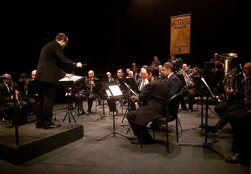 La Banda Municipal ofrece un nuevo concierto de temporada mañana, miércoles, en el Teatro Apolo