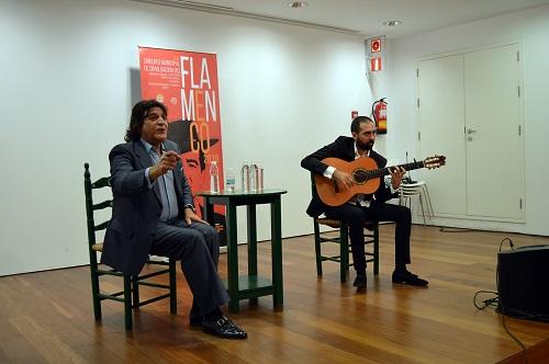 El cantaor Vicente Soto 'Sordera' y el poeta Rafael Lorente presentan el disco y libro 'Coplas del Desagravio', este viernes en Doña Pakyta