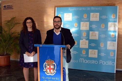 Cerca de 1.100 escolares asisten en Almería al espectáculo 'Bitácora. Un cuaderno musical', de Obra Social La Caixa y los programas educativos