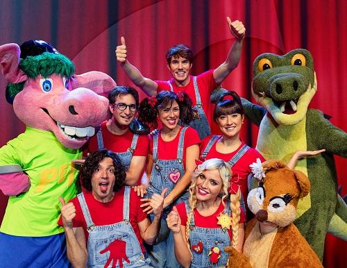 Últimas entradas para la doble sesión con los divertidos 'Cantajuego', el sábado en el Auditorio