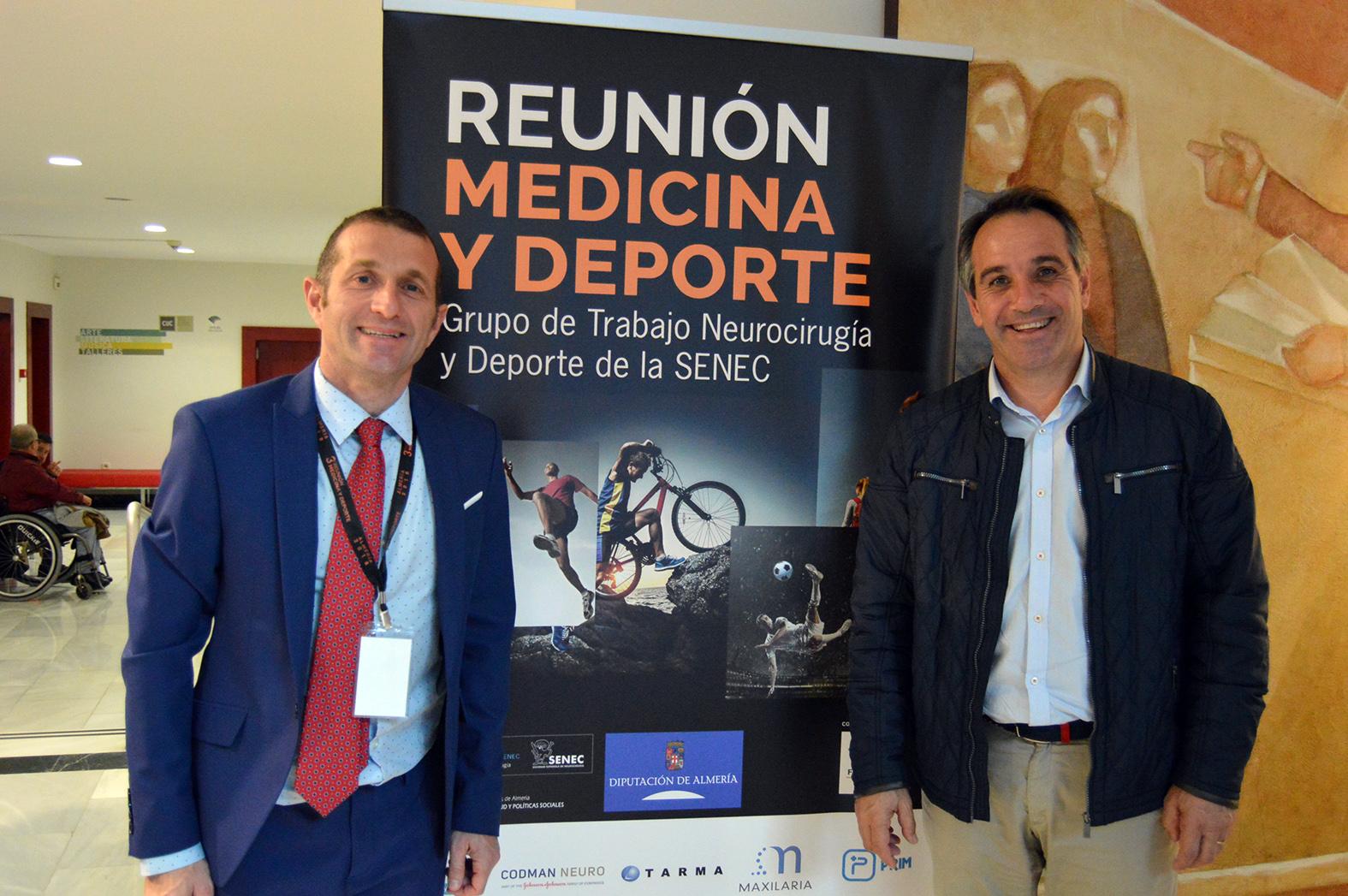 Más de 150 médicos, profesionales y deportistas analizan las relaciones entre deporte y salud