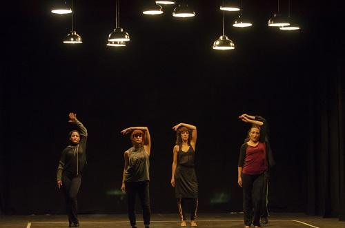 'Repudiados' retrata con sobriedad de danza contemporánea y flamenco el drama de los refugiados