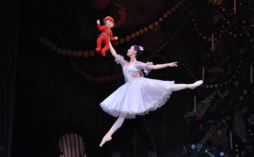 El Ballet Nacional Ruso trae 'El Cascanueces' al Auditorio Municipal Maestro Padilla