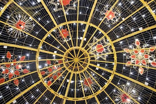 Las plazas de la Catedral y de las Velas y el Mirador de la Rambla contarán con actividades de dinamización durante la Navidad