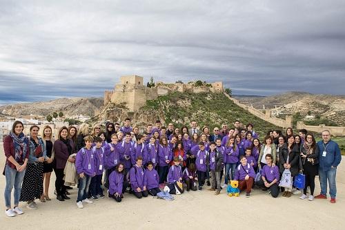 Almería acoge el I Congreso Nacional Infantil contra la Violencia de Género 'Miradas Adolescentes' y se convierte en referente de lucha contra esta lacra