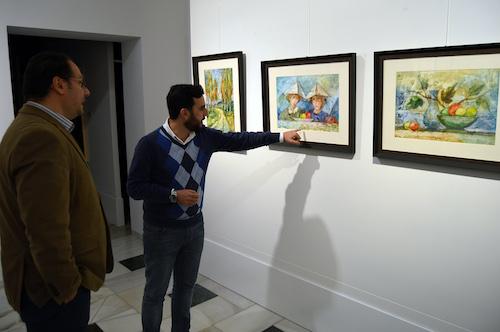 El Museo 'Doña Pakyta' renueva su sección temporal con paisajes y bodegones de Luis Cañadas