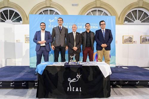 FICAL crece en jornadas y actividades para sumergir a Almería en la magia del cine