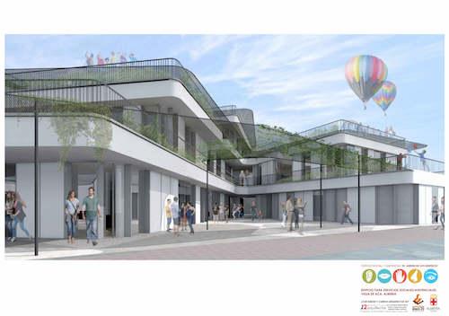 El Ayuntamiento licita las obras de construcción del edificio del Tercer Sector, con una inversión de 3,1 millones de euros