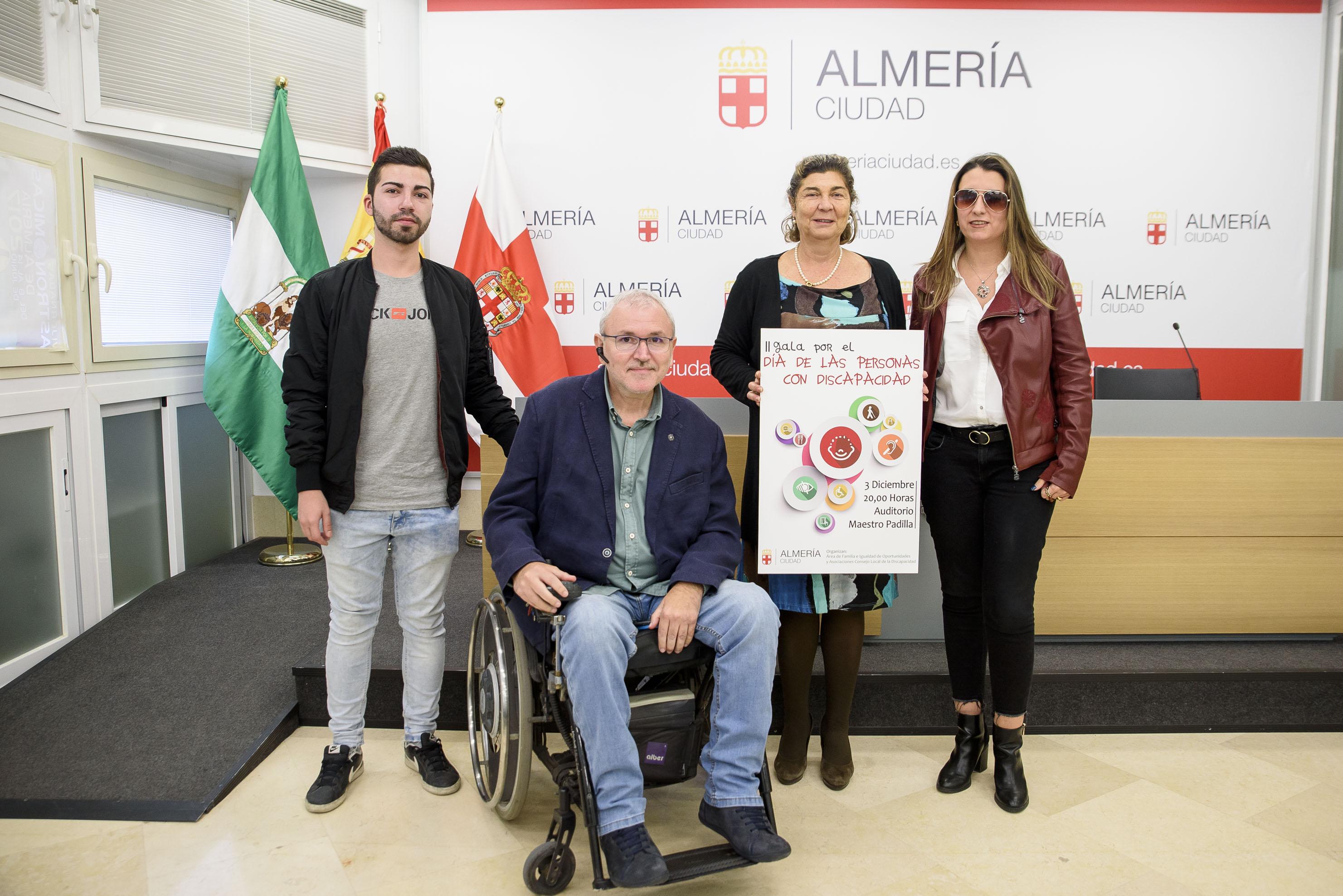 Almería II Gala