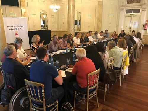 El Plan Estratégico de Almería celebra mañana una Jornada sobre diversidad e inclusión que debatirá en torno al bienestar de la mano del Tercer Sector