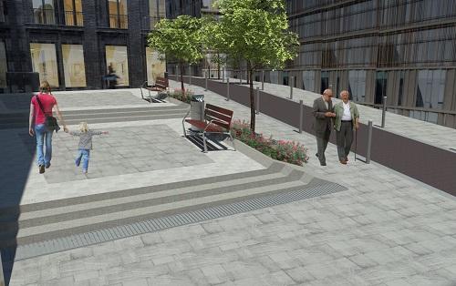 El Ayuntamiento licita las obras de peatonalización de nueve vías en el entorno de las 'Cuatro Calles', en el Centro Histórico