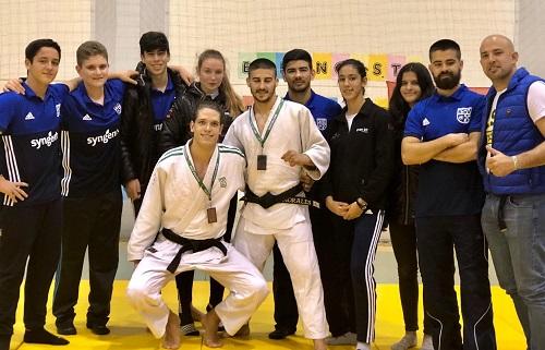La EDM Alianza KSV logra diez medallas en el Campeonato de Andalucía de Lucha Libre