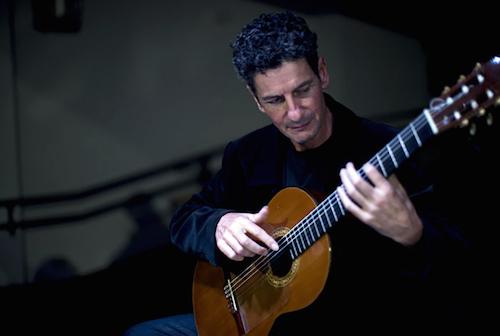El guitarrista Darío Moreira protagoniza el 'Viernes de Música' de esta semana en el Museo de Arte 'Doña Pakyta'